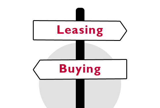 Is leasing or buying better